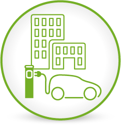 Find out more about the OLEV EVHS and the OLEV grant schemes. We can also install electric car charging points under the OLEV workplace charging scheme.